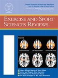 Exerc Sport Sci Rev