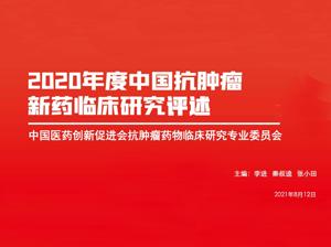 2020年度中国抗肿瘤新药临床研究的现状评述
